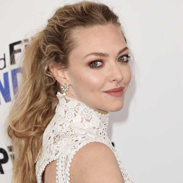 Amanda Seyfried in Piaget jewelry at the Spirit Awards