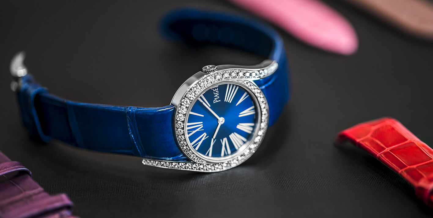 Piaget interchangeable watch straps