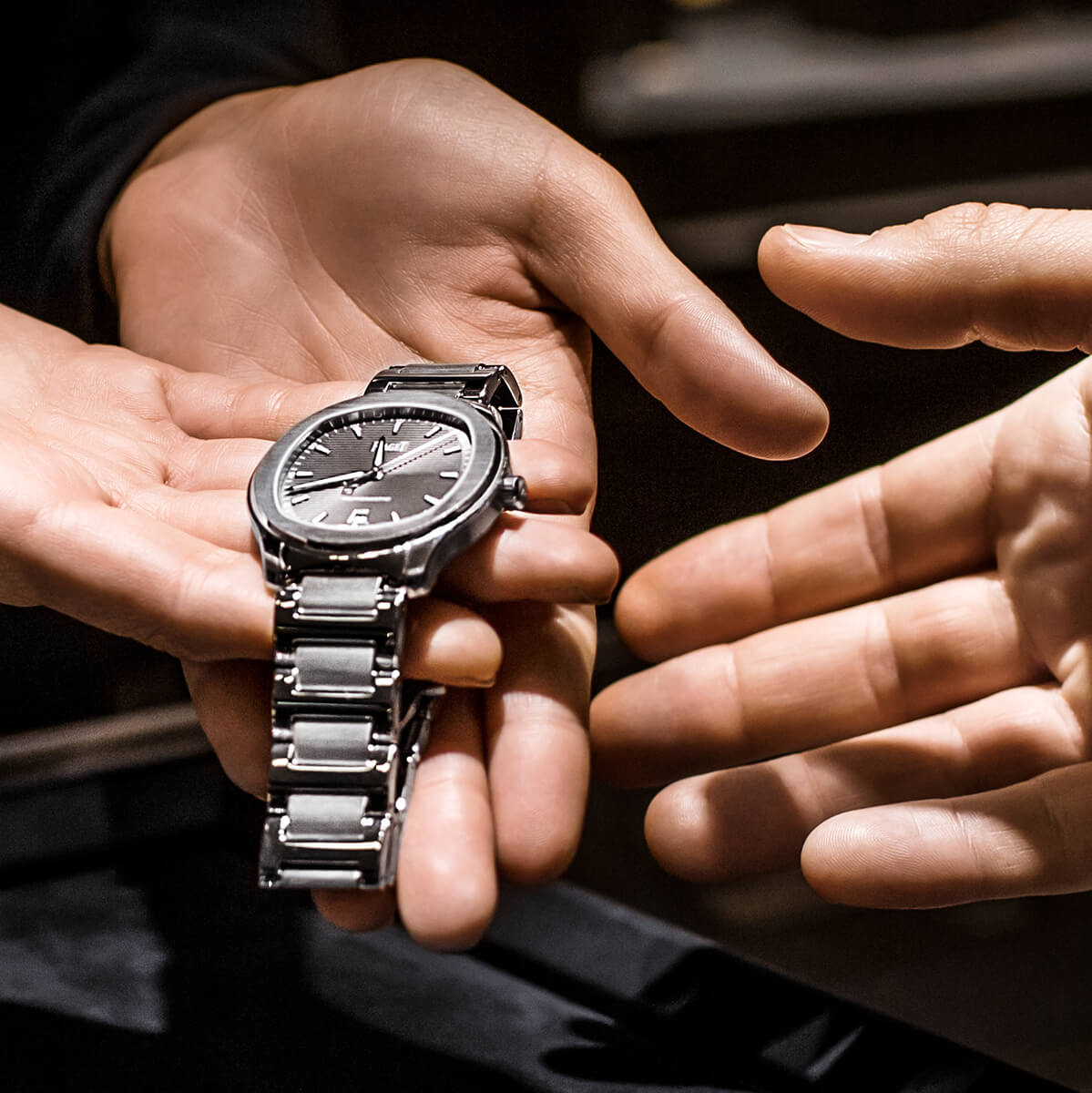 Piaget luxury watch and jewelry store